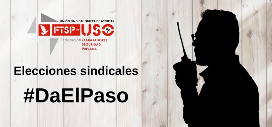 Elecciones sindicales en seguridad privada, con 1 nuevo delegado para FTPS-USO y 2 renovados