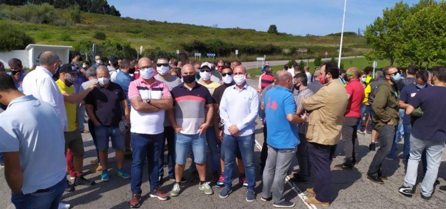 El comité de Alu Ibérica denuncia persecución sindical por Grupo Riesgo. Sindicato USO-Asturias