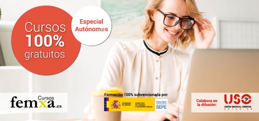 USO-Asturias colabora con Femxa para ofrecer formación continua gratuita a trabajadores