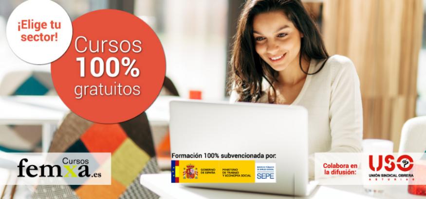 ¿Sois autónomos en Asturias? Formación continua con cursos gratuitos on-line