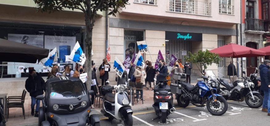 Sindicato USO-Asturias. Cerrado un preacuerdo para el ERE de Douglas