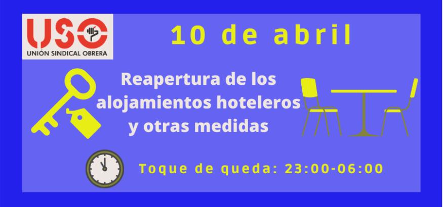 Asturias: nuevas medidas en alojamientos y hostelería, y actualización de concejos