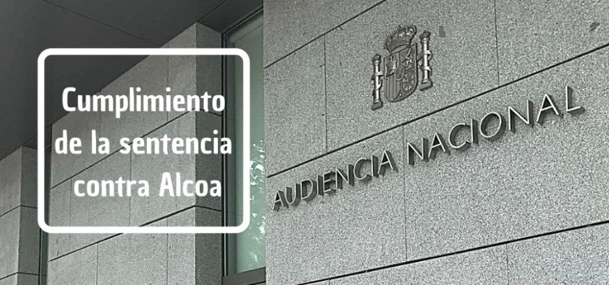 Sindicato USO-Asturias. Los sindicatos exigen el cumplimiento de la sentencia contra Alcoa