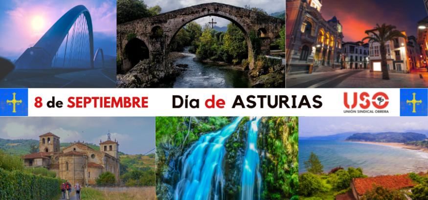 Día de Asturias: la Asturias del futuro tiene empleo, innovación e infraestructuras